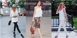 Thanh Hằng, Hoàng Thùy Linh dẫn đầu những sao mặc đẹp nhất tuần