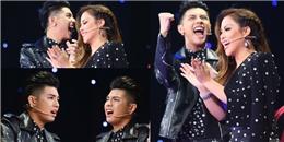 yan.vn - tin sao, ngôi sao - Những biểu cảm ấn tượng của Noo Phước Thịnh khi nghe học trò hát