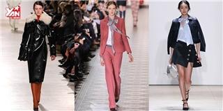 Học tập những xu hướng thời trang  hot  nhất mùa thu đông 2016
