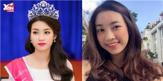 Hoa hậu Đỗ Mỹ Linh tổn thương khi bị cư dân mạng chê xấu