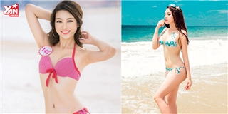 Thành tích giảm cân đáng nể của các nàng Hoa hậu, Á hậu Việt