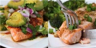4 cách làm món cá hồi ngon không cưỡng được