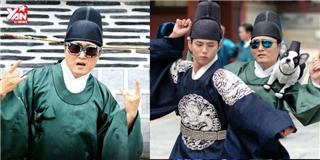Không phải thế tử Park Bo Gum, đây mới là soái ca  lầy lội  nhất phim