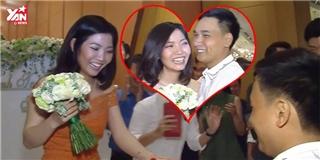Thêm một  soái ca  bất ngờ cầu hôn bạn gái trong đám cưới bạn thân