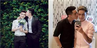 Những cặp đôi trai đẹp được mệnh danh đáng yêu nhất Việt Nam