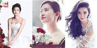 Những mĩ nhân Hoa ngữ nào khiến fan muốn  cướp về làm vợ  nhất?