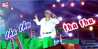 Khán giả hô vang  Tha thu  khi Sơn Tùng hát trên sân khấu