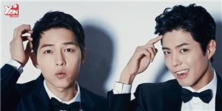 Tất tần tật về mĩ nam  soán ngôi  soái ca Song Joong Ki