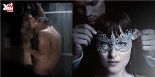 Fifty Shades Darker  tung trailer đầu tiên quá hot quá nóng