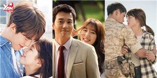 Top 10 bộ phim Hàn được xem nhiều nhất năm 2016