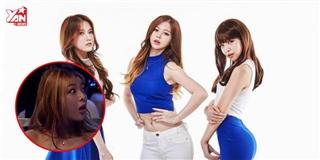 3 cô gái Việt chơi gameshow Hàn khiến Wonder Girls cũng  hết hồn