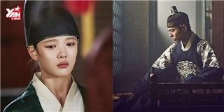 Thế tử  Lee  tỏ tình với thái giám  Hong , cuộc chiến  ngầm  bắt đầu