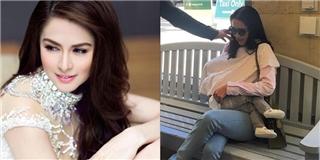 Mỹ nữ sexy nhất Philippines  gây bão  khi cho con bú nơi công cộng - Tin sao Viet - Tin tuc sao Viet - Scandal sao Viet - Tin tuc cua Sao - Tin cua Sao