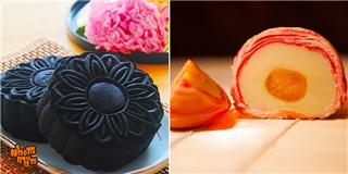 [Nhòm Nhèm] Mê mẩn hương vị cực ngon của 4 loại bánh trung thu độc đáo