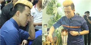 Xúc động trước bài thơ Trấn Thành tặng cho Minh Thuận