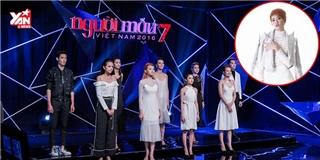 Kim Nhã bị loại khỏi Vietnam's Next Top Model 2016 đúng như tin đồn