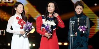 Nhã Phương bất ngờ đoạt giải ngôi sao châu Á tại Hàn Quốc