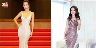 Hoa hậu Đỗ Mỹ Linh, Hà Anh quyến rũ nhất tuần qua