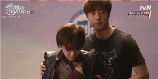 Lọ Lem và Tứ Kị Sĩ Tập 6 Vietsub: Ji Woon thành anh hùng cứu Lọ Lem