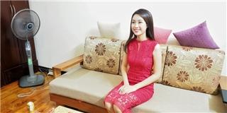 Tân Hoa hậu Mỹ Linh cảm ơn truyền thông đã hết lòng ưu ái