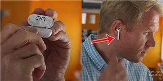 Người dùng trải nghiệm tai nghe Airpods của Apple nói gì?