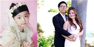 Con cò bé bé  Xuân Mai đã kết hôn và có con gần 1 tuổi - Tin sao Viet - Tin tuc sao Viet - Scandal sao Viet - Tin tuc cua Sao - Tin cua Sao