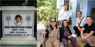 Gia đình đã hoàn thành những di nguyện cuối cùng của Minh Thuận - Tin sao Viet - Tin tuc sao Viet - Scandal sao Viet - Tin tuc cua Sao - Tin cua Sao