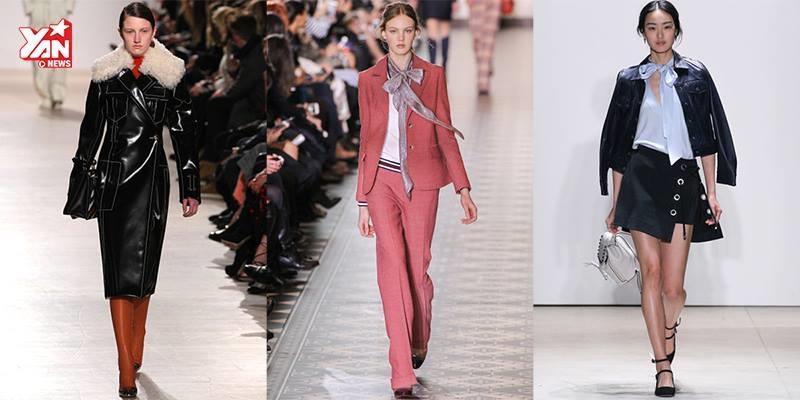 """Học tập những xu hướng thời trang """"hot"""" nhất mùa thu đông 2016"""