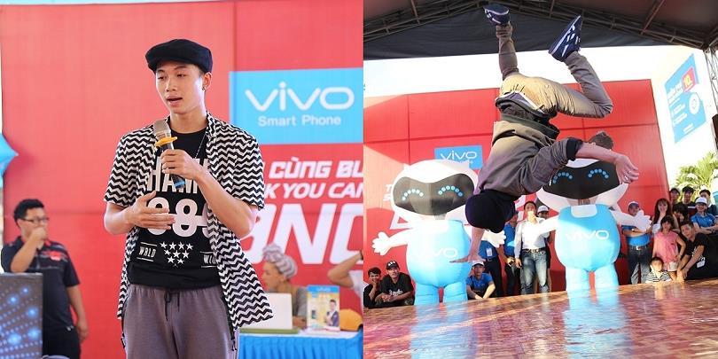 yan.vn - tin sao, ngôi sao - Sơn Lâm cháy hết mình cùng thí sinh So you think you can dance mùa 5