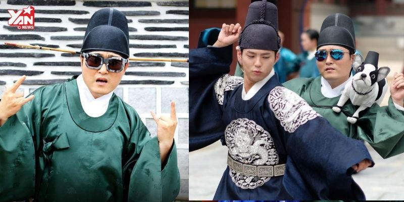 """Không phải thế tử Park Bo Gum, đây mới là soái ca """"lầy lội"""" nhất phim"""