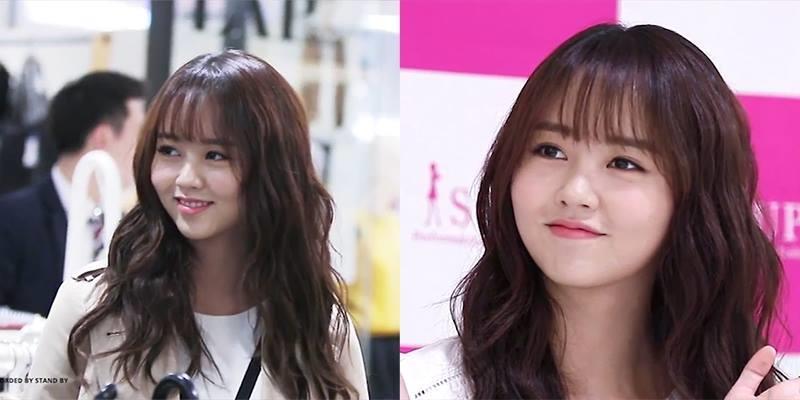 Đoạn clip chứng minh sự thân thiện tuyệt vời của Kim So Hyun