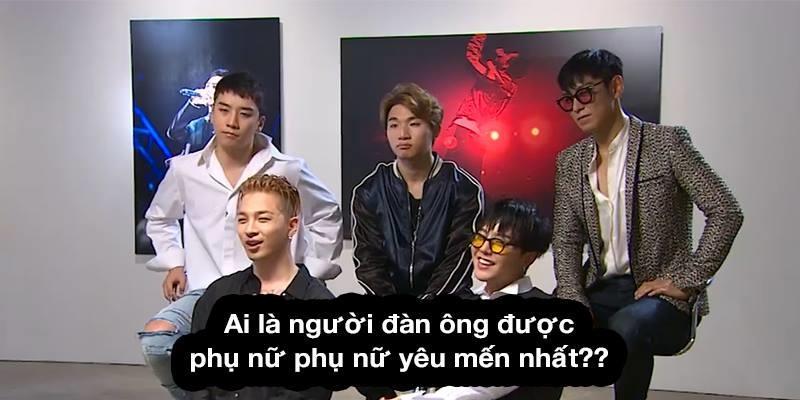 """Ai là thành viên """"sát gái"""" nhất Big Bang?"""