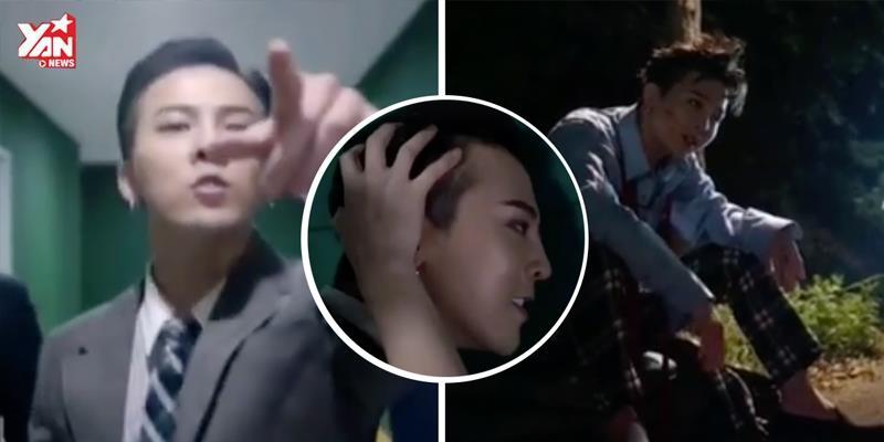 """G-Dragon xuất sắc đóng vai ác trong lần đầu """"bị dụ"""" đóng phim"""