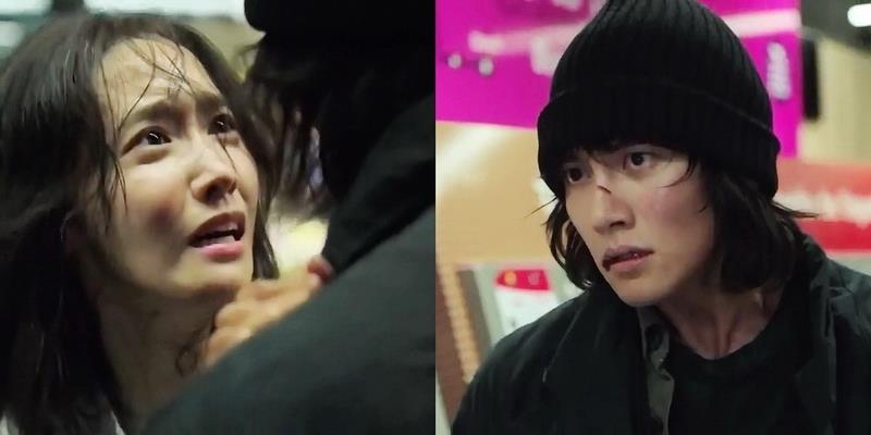 The K2 Tập 1 Vietsub: Ji Chang Wook bỏ mặc, không chịu cứu Yoona