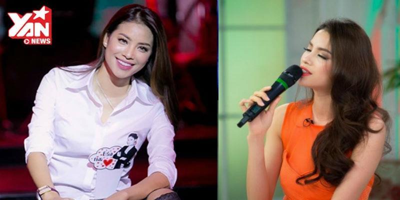 Nếu không làm hoa hậu, Phạm Hương có thể làm ca sĩ với giọng hát này