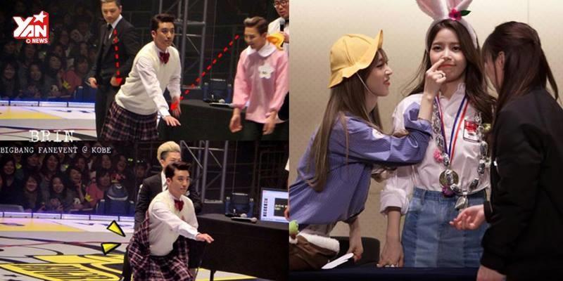 """Những thành viên đảm nhận vai trò """"mua vui"""" trong các nhóm Kpop"""