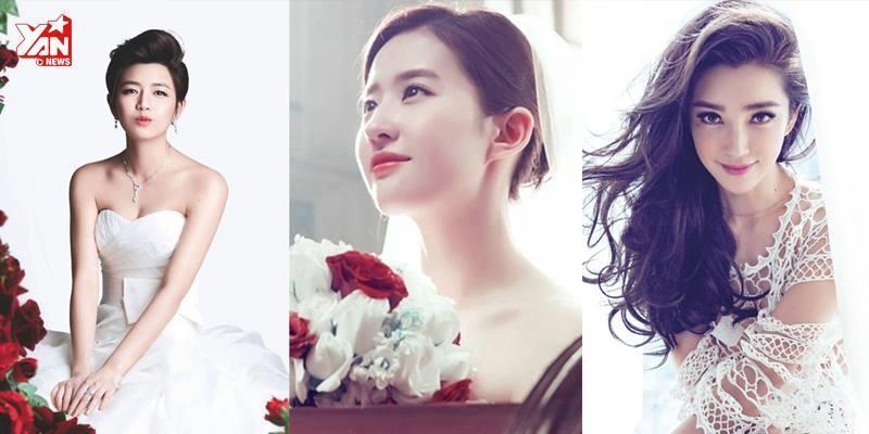 """Những mĩ nhân Hoa ngữ nào khiến fan muốn """"cướp về làm vợ"""" nhất?"""