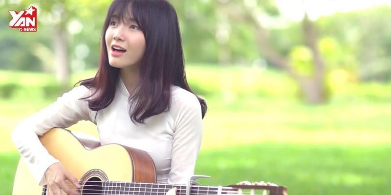 """Hot girl xe buýt - Jang Mi ra mắt MV """"Con tuổi nào cho em"""""""