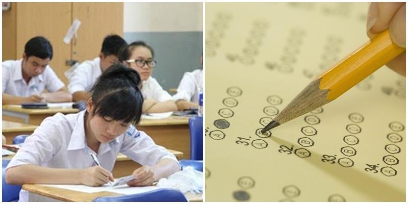 Kì thi THPT QG 2017: hầu hết các môn sẽ thi trắc nghiệm, kể cả Toán