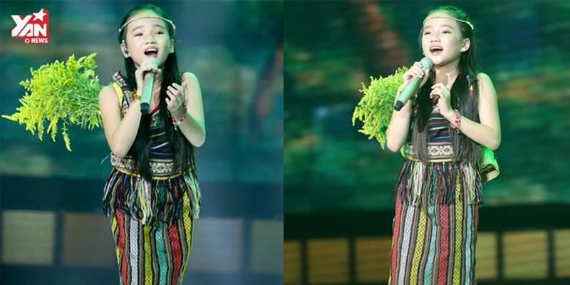 Cô bé hát opera đội Vũ Cát Tường nhận mưa lời khen từ giám khảo