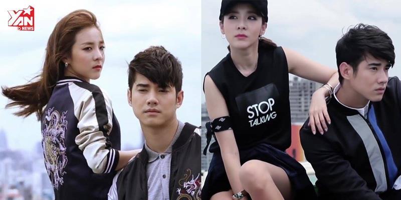 """Cặp đôi Dara - Mario Maurer khiến fan """"ngộp thở"""" vì quá đẹp đôi"""