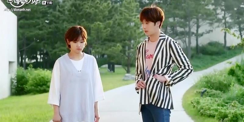 Lọ Lem và Tứ Kị Sĩ Tập 11 Vietsub: Hye Ji chen giữa Lọ Lem và Ji Woon