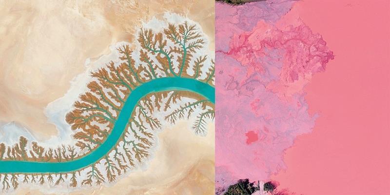 """Loạt ảnh """"ảo diệu"""" chụp Trái Đất khiến bạn tưởng là ở hành tinh khác"""