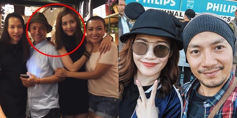 yan.vn - tin sao, ngôi sao - Lộ danh tính người yêu hot girl của Tiến Đạt sau khi chia tay Hari Won