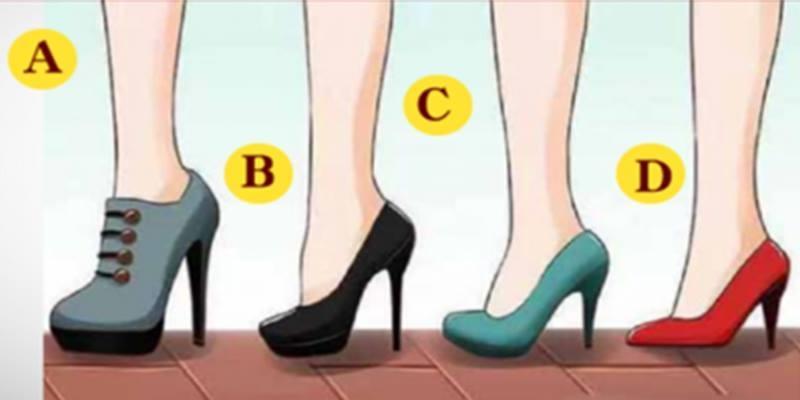 Cách nhận biết ưu khuyết điểm bản thân thông qua chọn giày