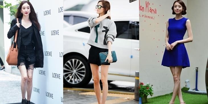 """yan.vn - tin sao, ngôi sao - Phát hoảng trước thân hình """"cò hương"""" của mĩ nhân xứ Hàn"""