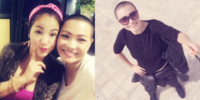 yan.vn - tin sao, ngôi sao - Về nước sau khóa tu, Phương Thanh diện tóc mới trở lại công việc