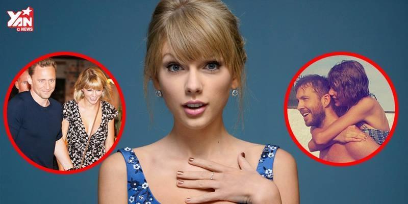 Nhìn lại con đường tình duyên đầy trắc trở của Taylor Swift