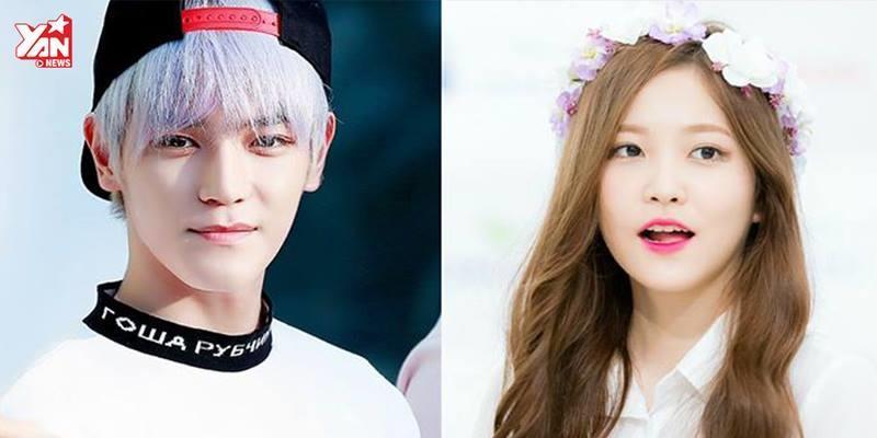 Yeri - Tae Yong, cặp đôi mới đáng nghi của nhà SM