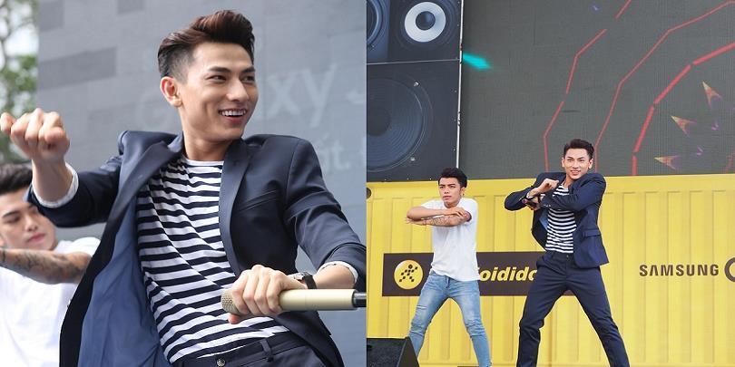 """yan.vn - tin sao, ngôi sao - Điện thoại """"phiên bản Isaac"""" hút giới trẻ Sài Thành"""